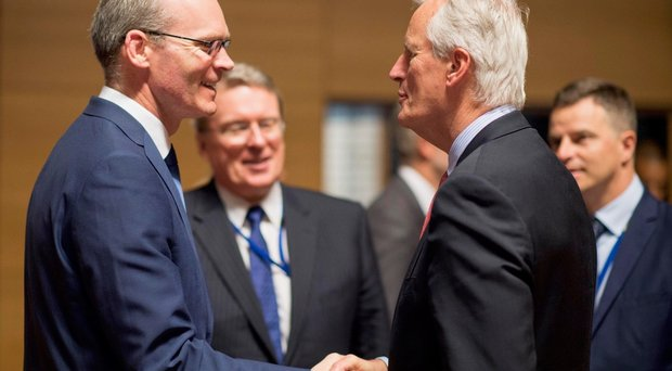 'There is no doubt that Ireland's interests are the EU's interests'- Simon Coveney meets Michel Barnier https://t.co/gmJHol8xsN