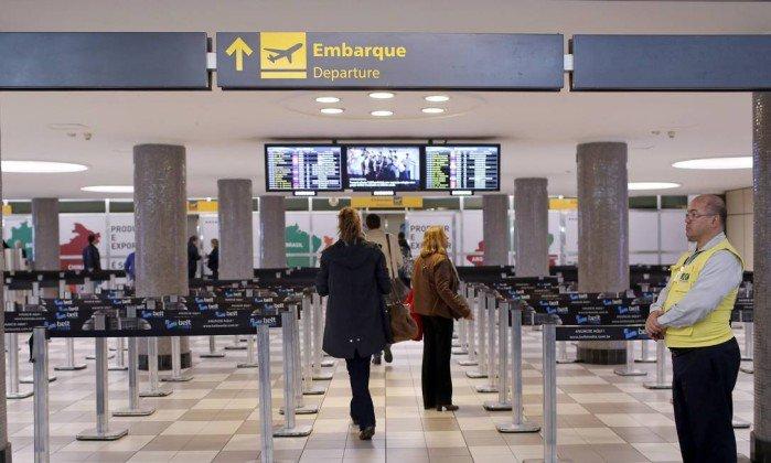 Aeroporto de Congonhas ganha novo nome em homenagem a deputado. https://t.co/YcvFdObpIp