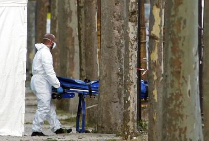 Four arrests made in Paris attack investigation