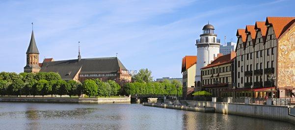Good morning! (Kaliningrad, Russia)