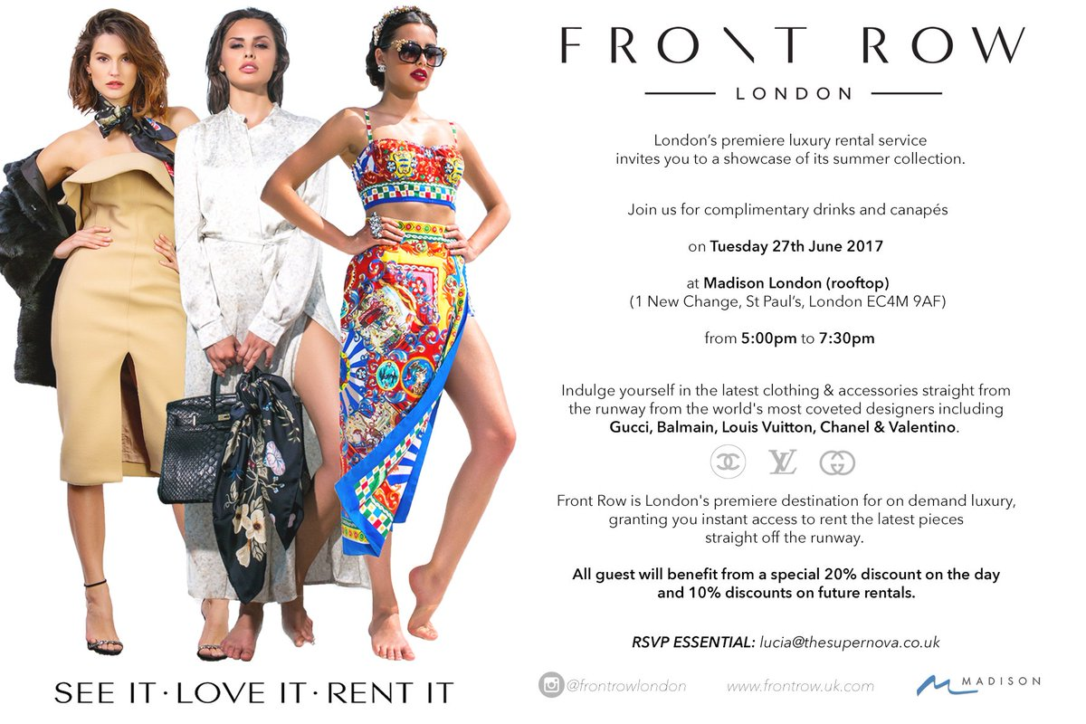 City Of London Solicitors Company On Twitter Free Fashion Show For Clsc2 Members