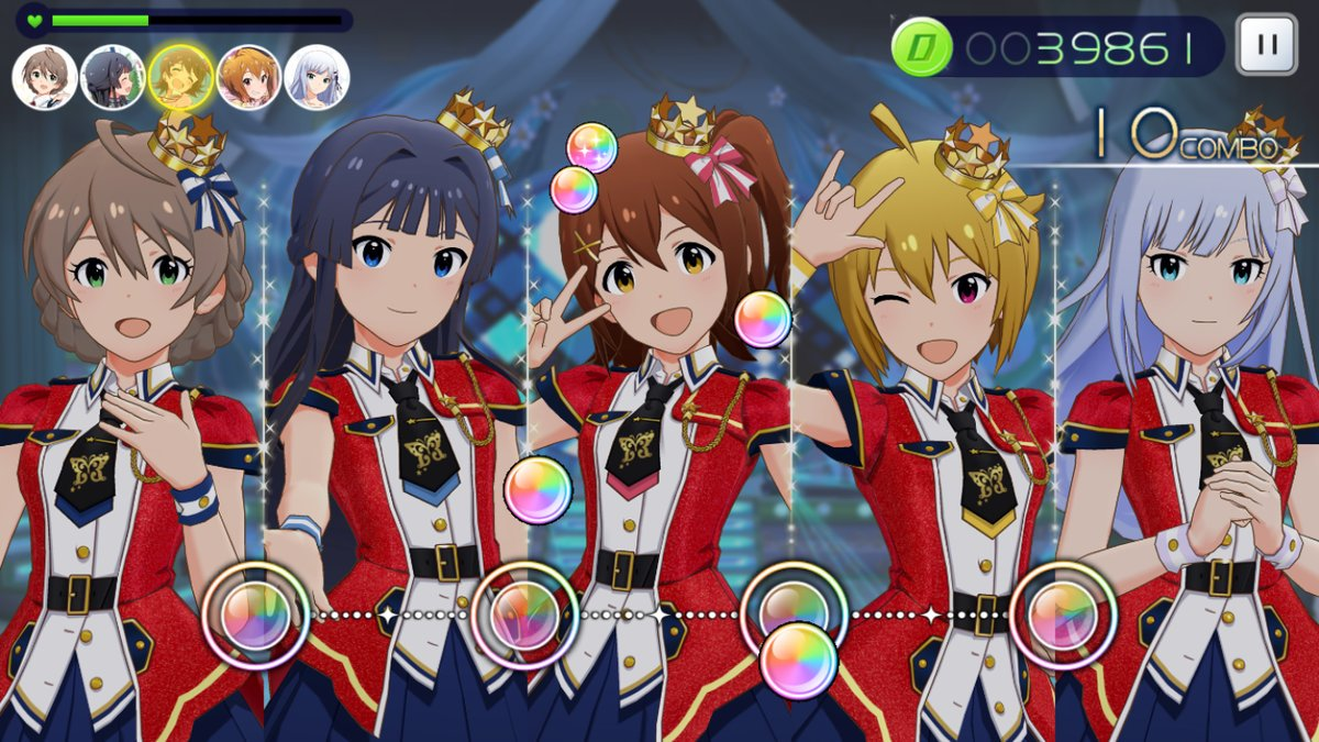 [ANDROID/IOS] THE iDOLM@STER Million Live!: Theater Days