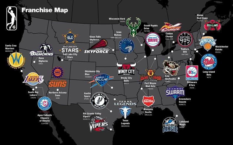 NBA G League on Twitter: \