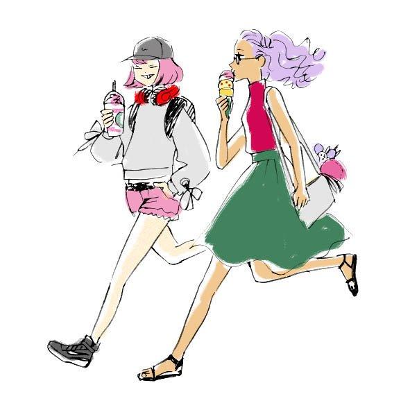 私の頭の中ではウテナとアンシー6回くらい転生してちょっと雑な若者になっていて「決闘とか知らねーし」つってアイス食べにいく