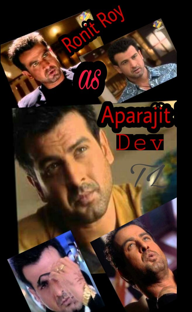 &lt;&lt;&lt;&lt;&lt;..#DownMemoryLane #Unforgettable #Outstanding as alz #RonitRoy as Aparajit Dev #KasamSe Plz cm bk on TV scrn #RR Miss u on Smll scrn<br>http://pic.twitter.com/Gf1VX6tN3l