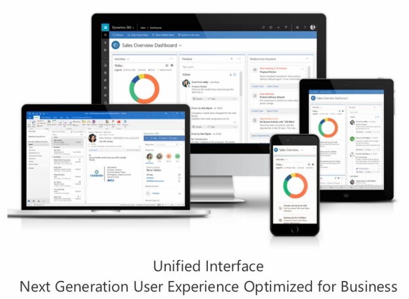 Great new interface! #MSDYN365 https://t.co/31qqAlfE9i
