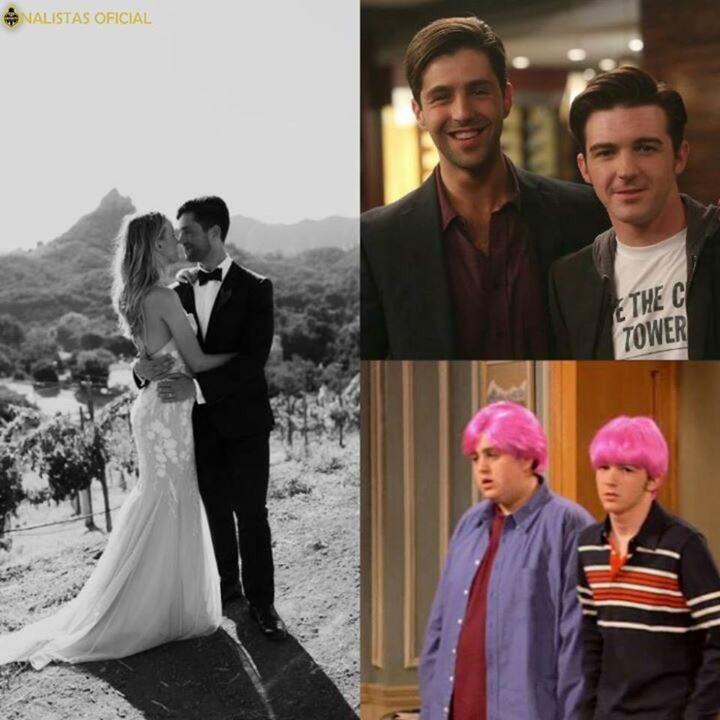 Josh aclara porqué no invitó a Drake a su boda