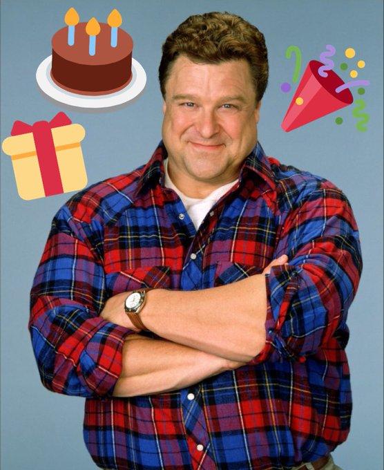 Happy birthday, John Goodman!