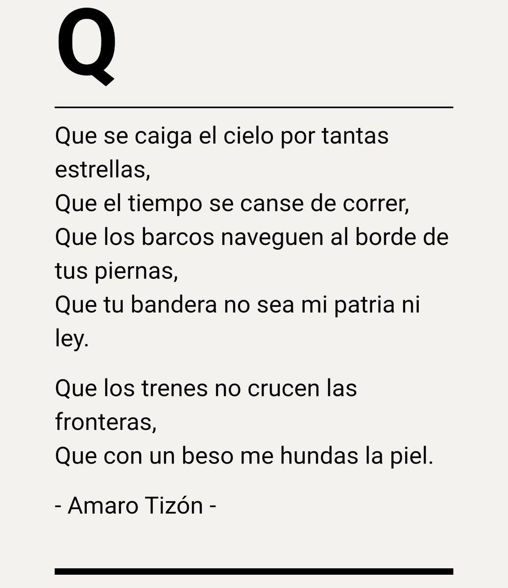 Amaro Tizón On Twitter Sin Patria Ni Ley Amarotizon