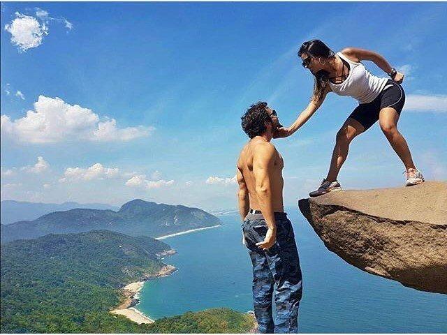 #DicaDeDestino A Pedra do Telégrafo, Rio de Janeiro (RJ). @GovRJ https://t.co/XsrXn5P9Lj