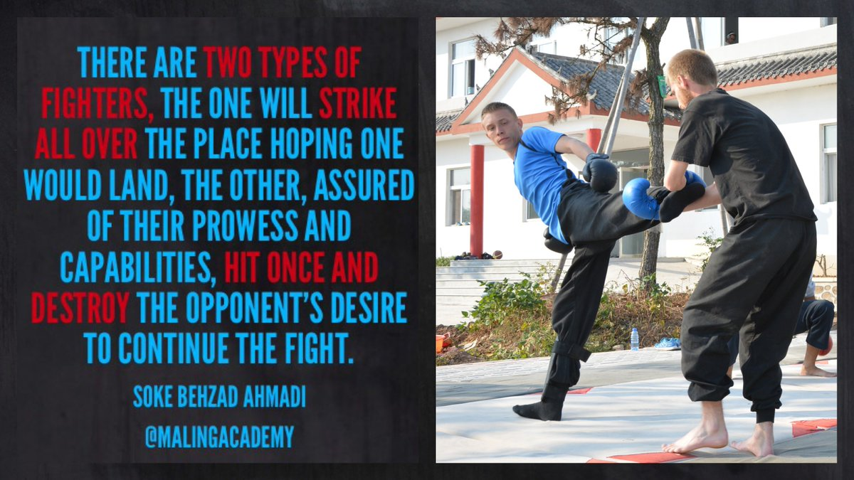 There are two types of #fighters...  http://www. shaolin-kungfu.com  &nbsp;    #fight #strike #destroy #quote #QOTD<br>http://pic.twitter.com/RnVynMBwhr