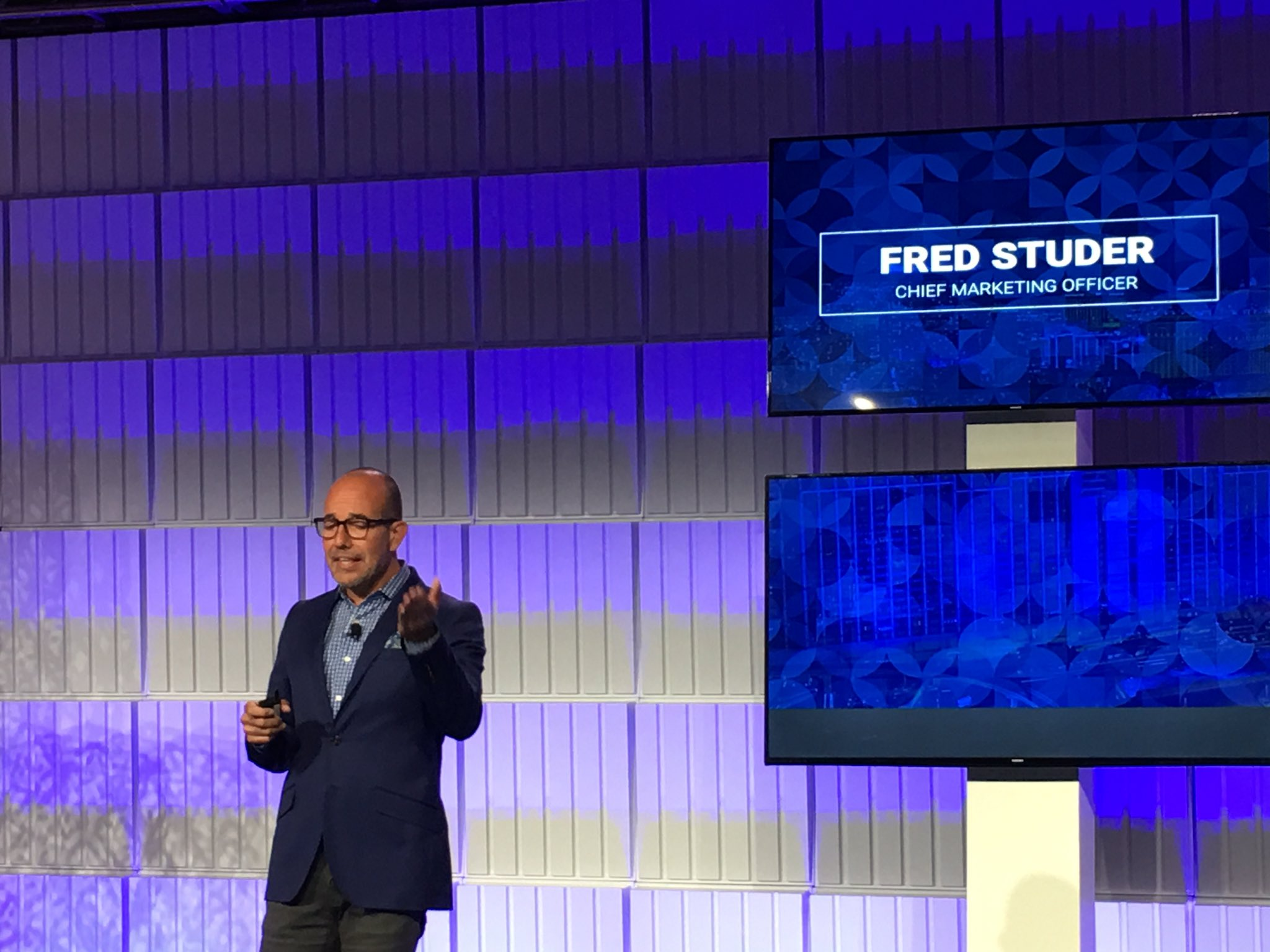MyPOV: @fredstuder #cmo of @FinancialForce has had massive #ensw experience @NetSuite @oracle @Microsoft #FFComm17 https://t.co/oSdVxNcNmA