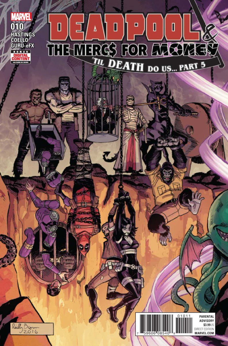 Deadpool Til Death Do Us (EVENTO) FINALIZADO   http:// azcomicses.blogspot.com/2017/05/deadpo ol-til-death-do-us-vol1.html &nbsp; …   #AzComicsEs #Deadpool2 #MarvelNow #Up<br>http://pic.twitter.com/lKcXNa8hFX
