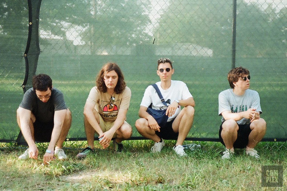 We chopped it up with @BADBADNOTGOOD for their first time at Bonnaroo!...