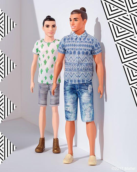 New Ken doll has a man-bun. Climbing back into bed. https://t.co/AiuPU...