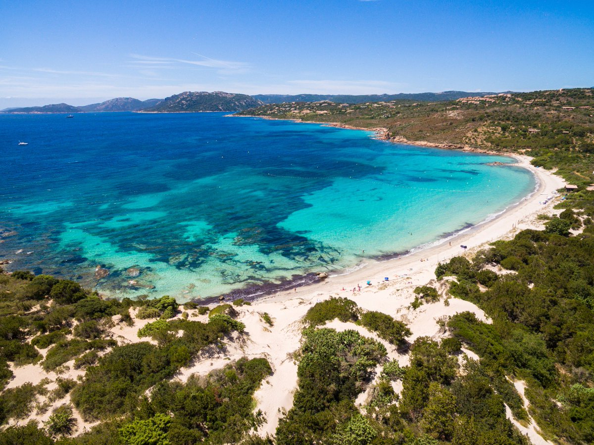 Cool off in this beautiful Corsica beach? Yes please☀️#TravelTuesday...