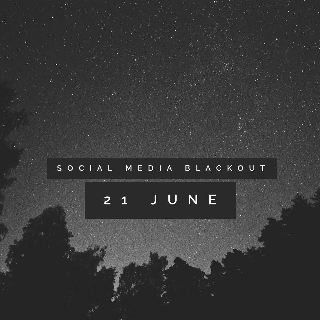 Thumbnail for #SocialMediaBlackout, did it work?