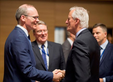 'There is no doubt that Ireland's interests are the EU's interests'-Simon Coveney after meeting with Michel Barnier  https://t.co/VFzgVFYsnh