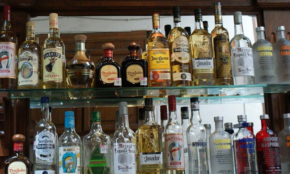 Alcohol 120 repacking