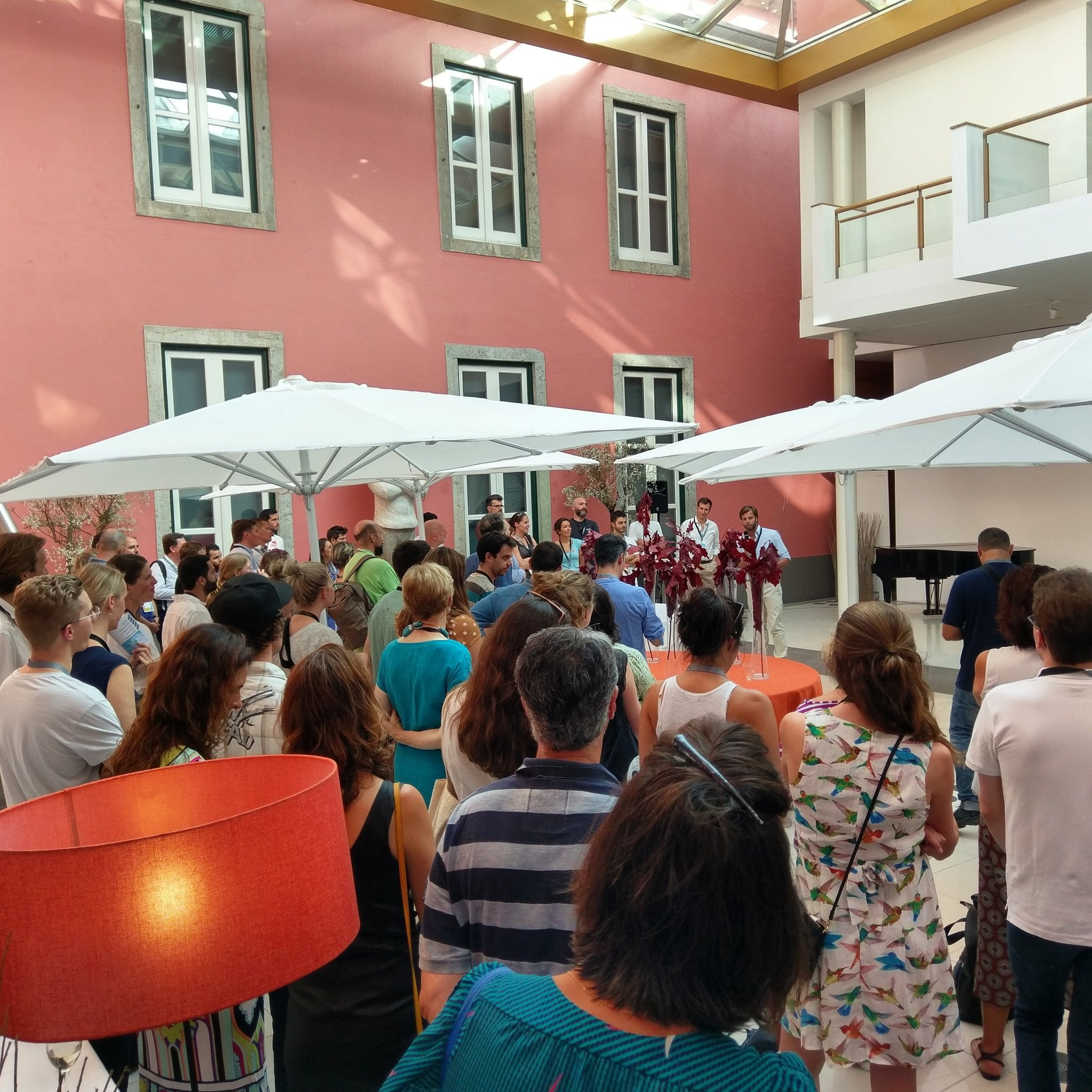 Ready! European #BCorp Summer Summit 2017 #BtheChange #BCorpSummit https://t.co/fuUX4b9eiH