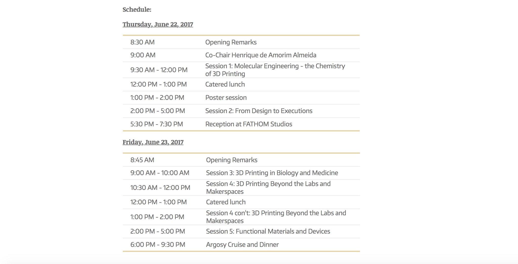 😀 Heading 2 #Seattle 🌲 #3Dprinting Symposium Th/F! https://t.co/ElWFLW3IJu #BioPrinting #HITsm #HCLDR #HIMSSmakers #InventHealth #MakeHealth https://t.co/qr8P0sNQwB