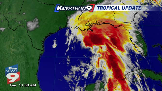 Tropical Storms: Tropical Storm Cindy forms as Bret weakens