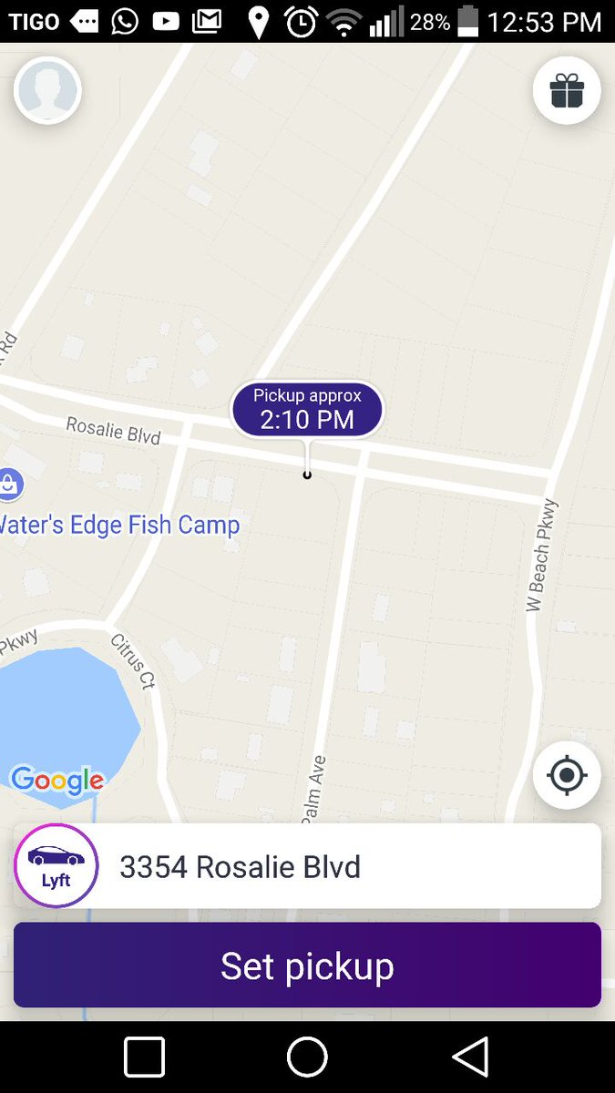 How to set marker on center of the screen in google map