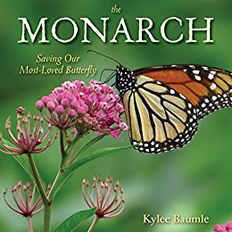 Our guest Kylee Baumle @OurLittleAcre is author of new book The Monarch: Saving Our Most-Loved Butterfly https://t.co/haWThqMLLb #plantchat https://t.co/nTL8GIQYWu
