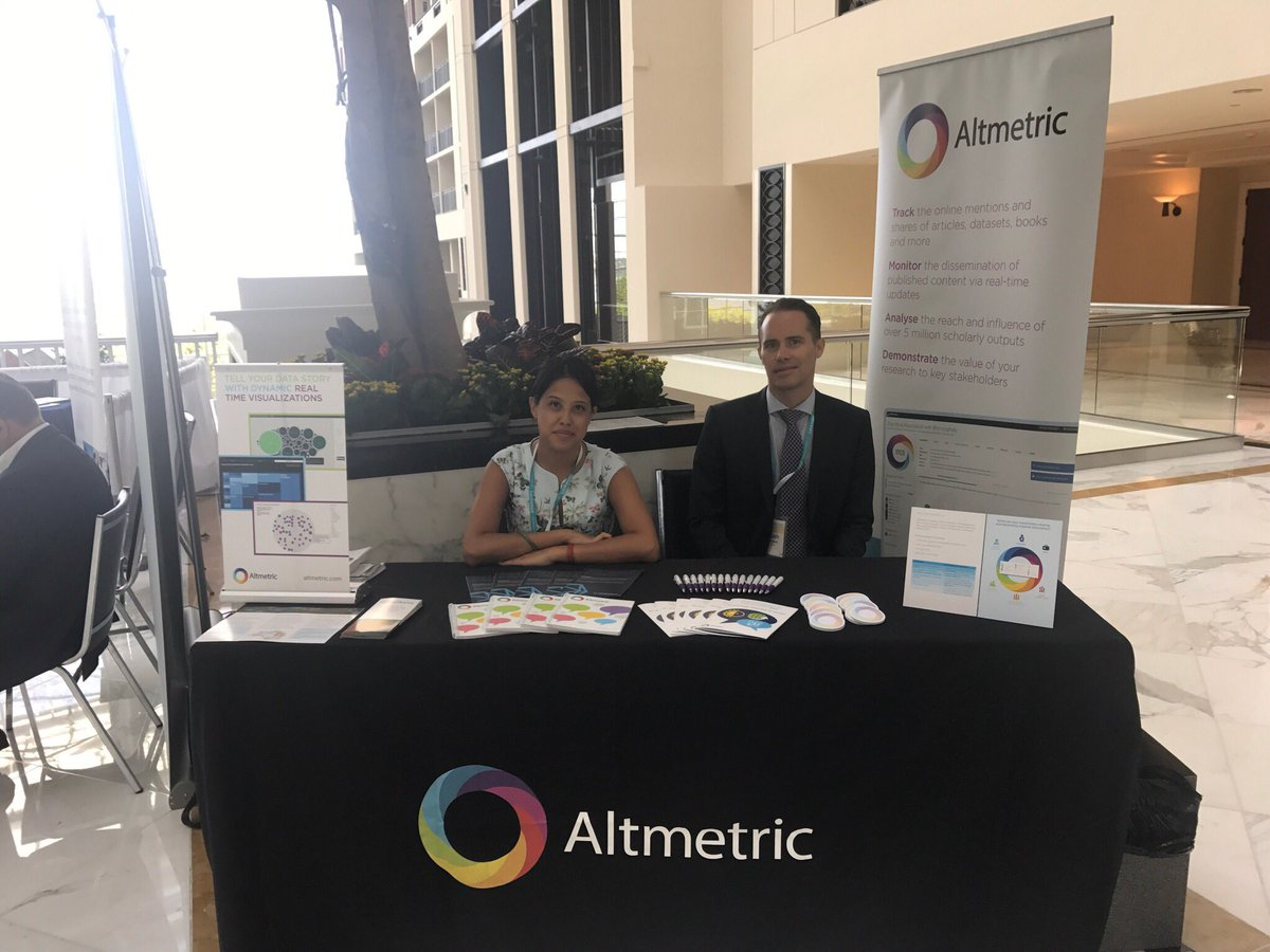 Visit our booth at @medaffairssoc annual meeting today to pick up some swag and find out more about #altmetrics <br>http://pic.twitter.com/pC3ttMTu60