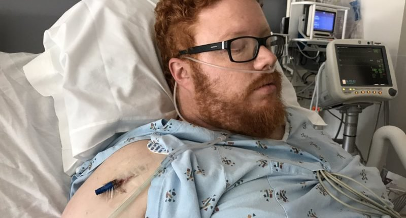Bodyguard for white nationalist stabbed 9 times after pro-Trump rally – and he doesn't have health insurance https://t.co/HTWCOpQHSO