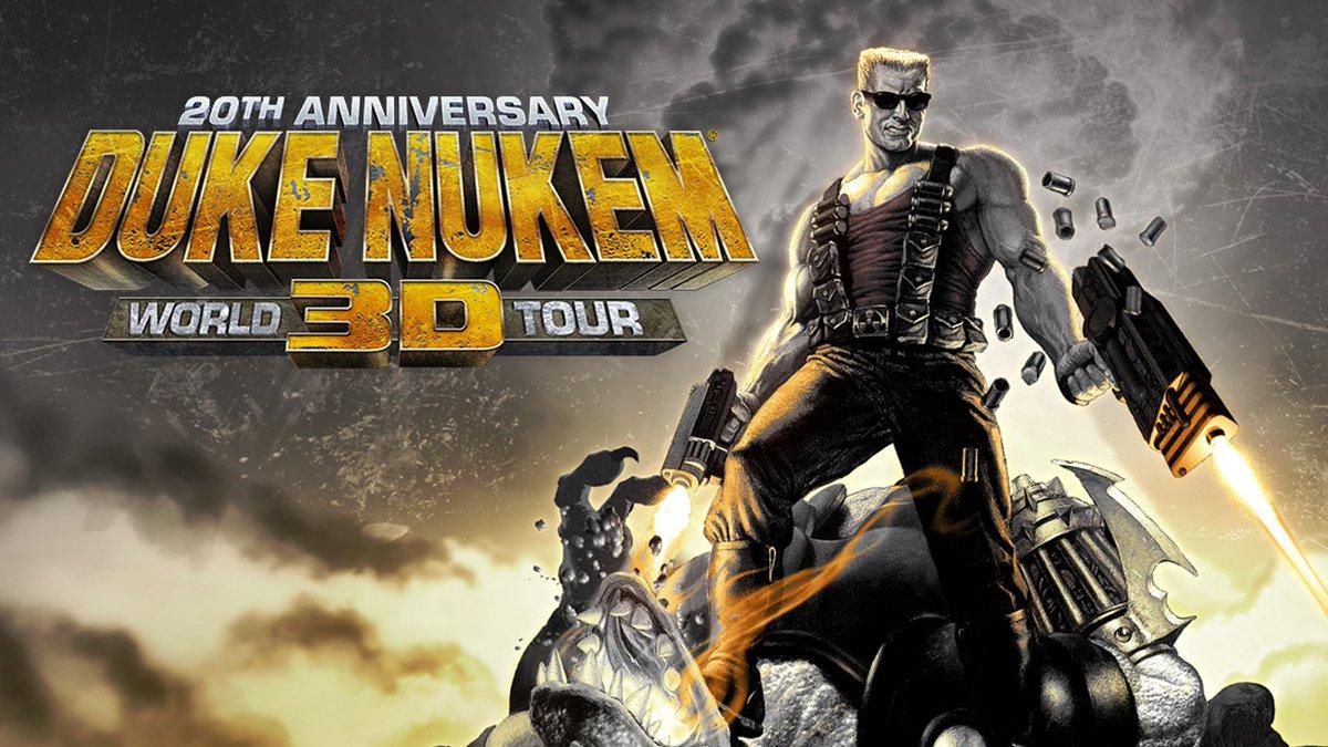 Nukem's World* Nukem's World³ - Sweeping Nights