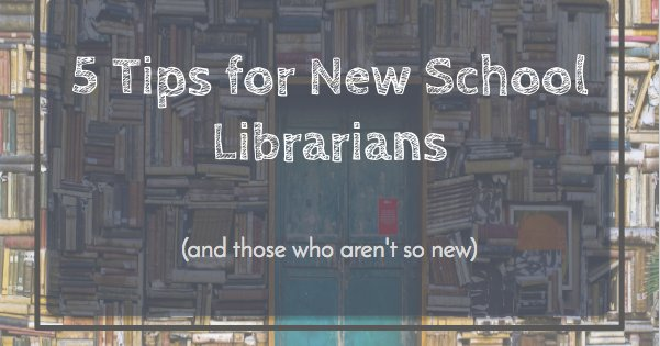 5 Tips for New School Librarians (and those who aren&#39;t so new)  http:// crwd.fr/2t8HMza  &nbsp;   @NikkiDRobertson  #tlchat #librarylife #librarian <br>http://pic.twitter.com/zgzrgLXX6l