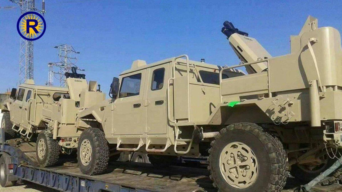 قوات سوريا الديمقراطيه ( قسد ) .......نظرة عسكريه .......ومستقبليه  DCyV_YSXoAMqlDo