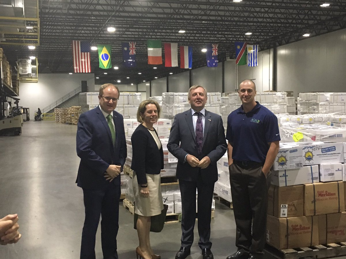 Michael Creed Td On Twitter Chilling Out In The Mullica Hill Cold Storage Facility New Jersey One Of Gatekeepers To Supply Chain Us