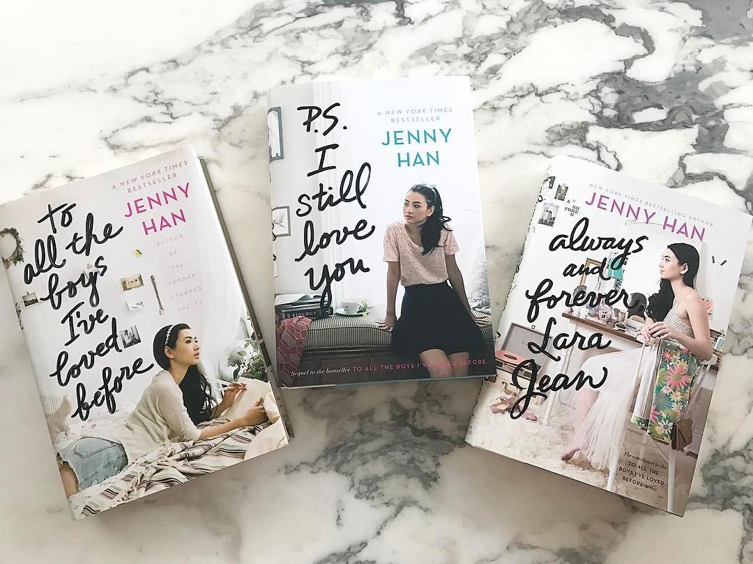 """Jenny Han, autora de 'Para Todos os Garotos que já Amei' fala sobre asiática no papel principal: """"Por que não?"""" https://t.co/PtyY6TfqH6"""