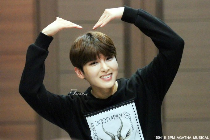 Happy birthday to our adorable Little Prince Kim Ryeowook