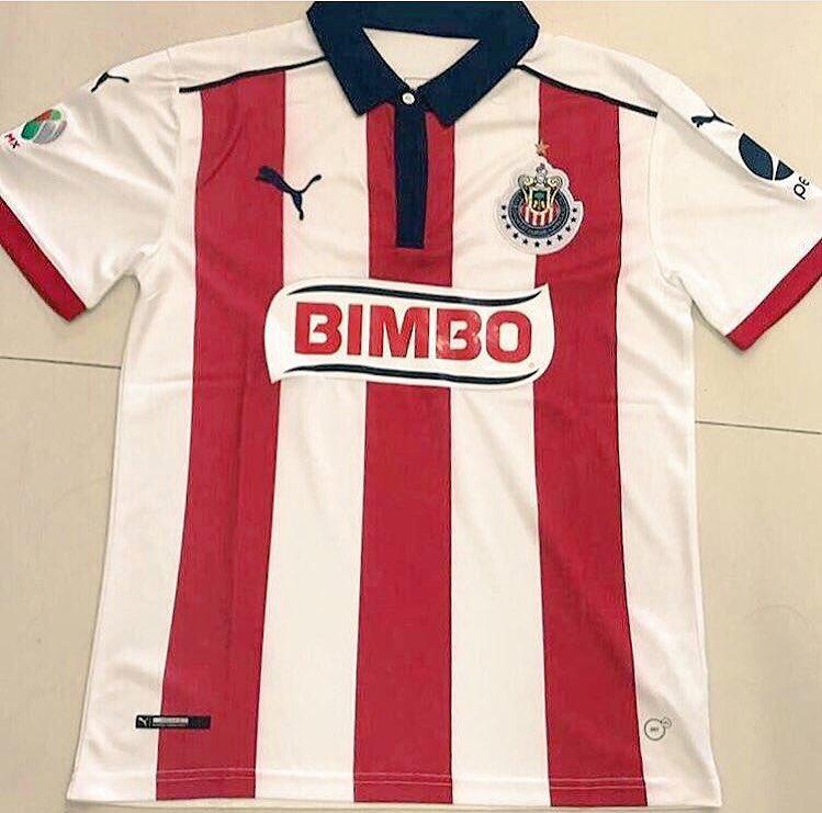 0fa284feff3 Playeras de Chivas on Twitter: