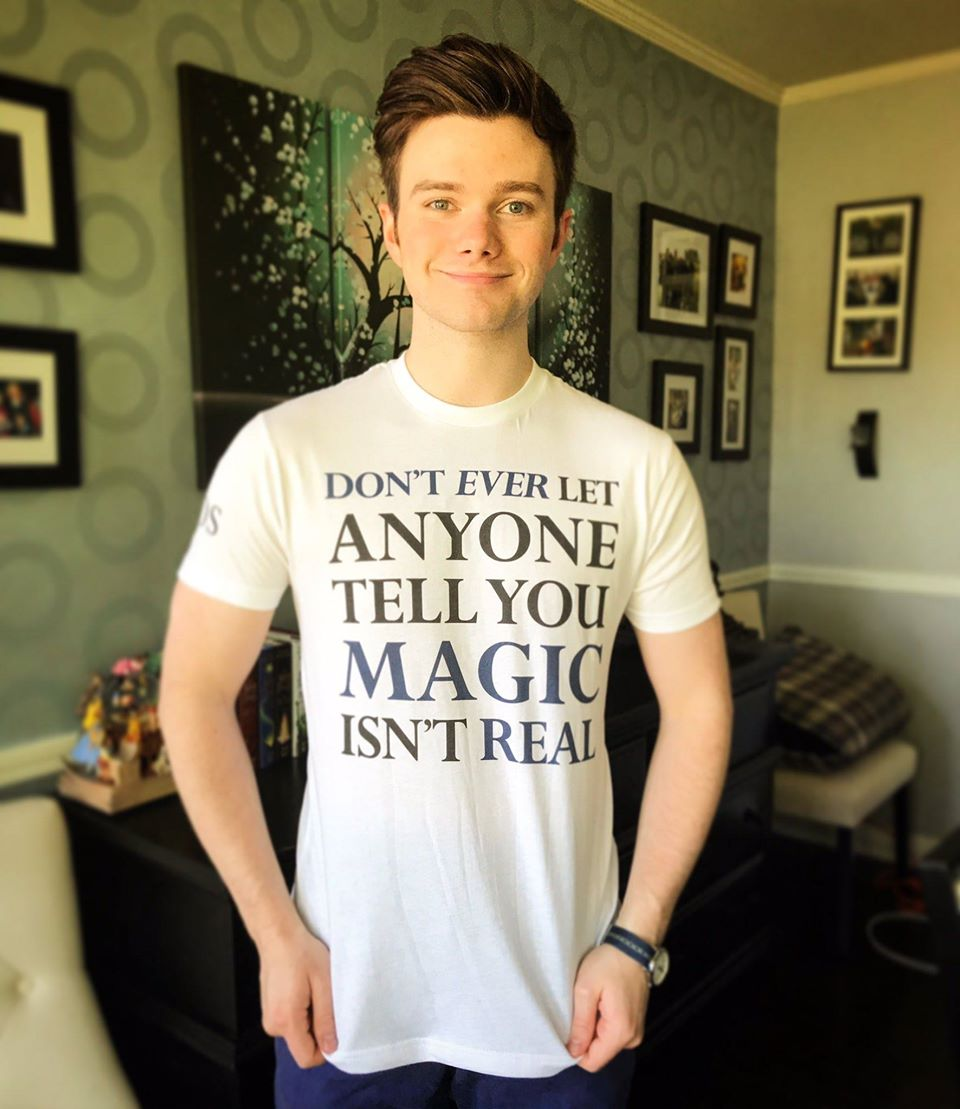 .@chriscolfer is coming to Miami as part of his #TLOS6 tour. Vouchers on sale now: https://t.co/idnCOeuJqg https://t.co/VM3JidK8Xw
