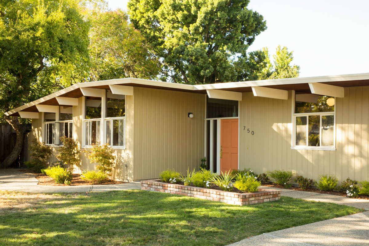Curbed On Twitter Introducing Midcentury Modern Homes