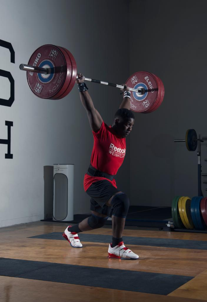 Big lifts from @CJ__Cummings. Congrats on your repeat win in the 2017 Junior World Weightlifting Championship!
