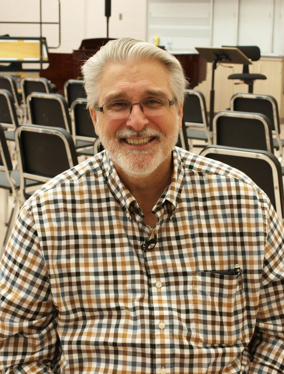 THANK YOU #D303 RETIREES- Mr. Dale Morgan, Music Teacher, St. @StCharlesNorth 17 years with D303.<br>http://pic.twitter.com/LzrpGsIXjz