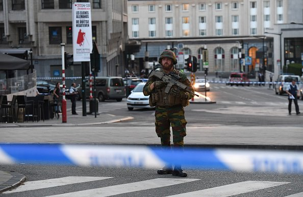 Brussels Central Station terror attack: Suspect shot after failed bombing