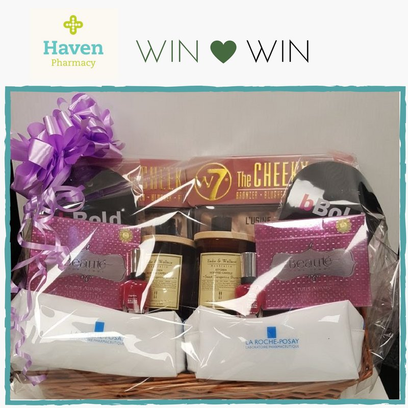 Double Trouble #Competition! To have a chance to *** #WIN *** this fab #hamper for 2 from @haven_monkstown #pharmacy like &amp; retweet. #Dublin <br>http://pic.twitter.com/scbk0s5Szm