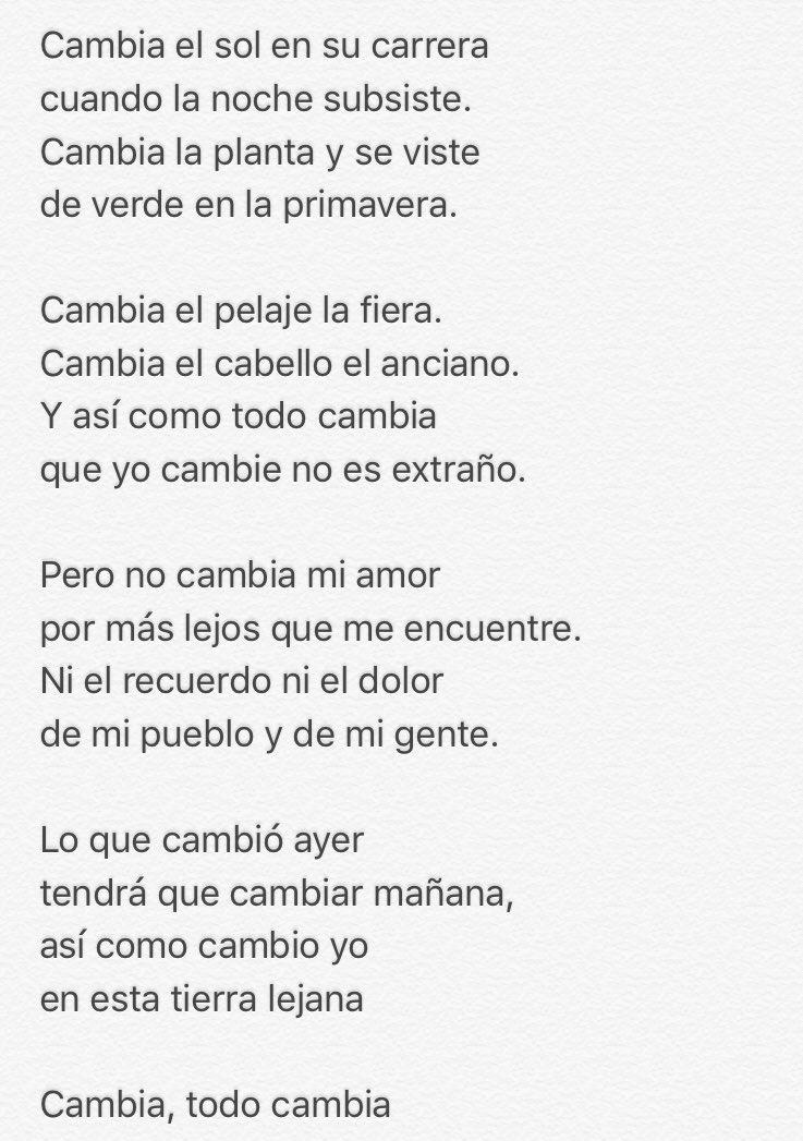 Gracias A La Vida Mercedes Sosa Letra - Poemas Recentes