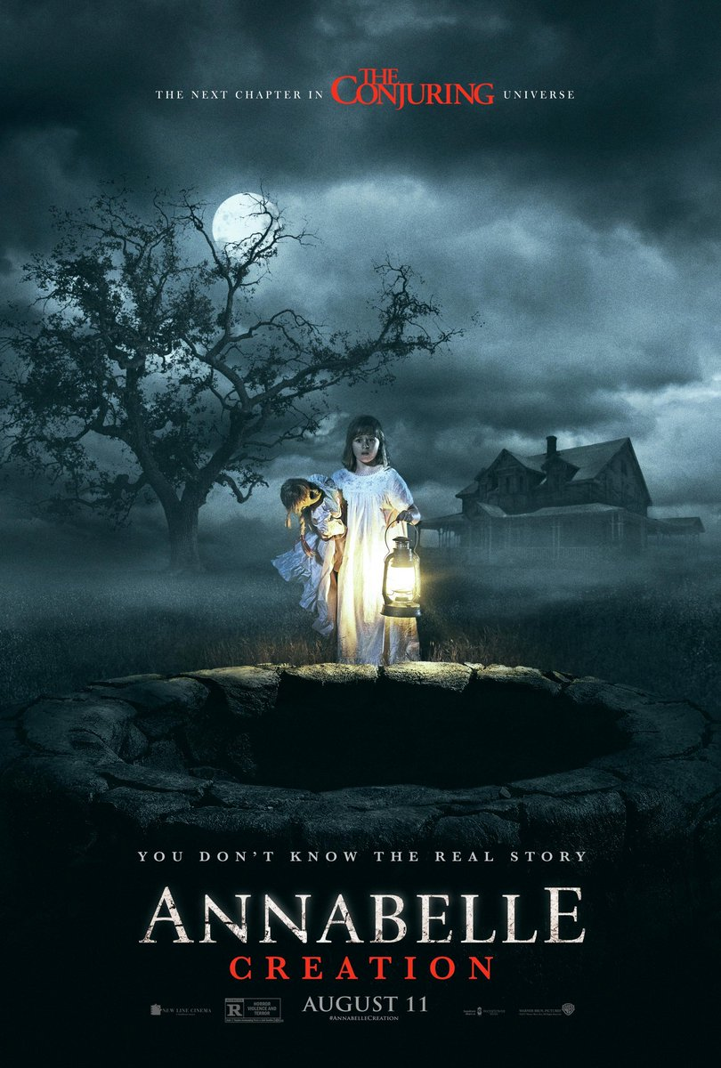 Annabelle: Creation Trailer and Poster