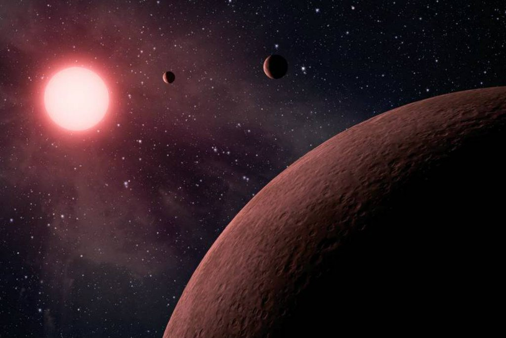 Telescópio Kepler encontra mais 10 planetas com possibilidade de vida https://t.co/A6MRcuhnLz