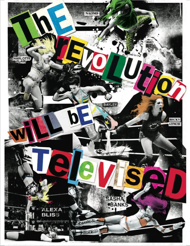 Bring the @WWE Women's Revolution to your wall with the 2017 #PowerIssue! In newsstands now: https://t.co/NKTh014Pu5 https://t.co/AsVqcybb6c