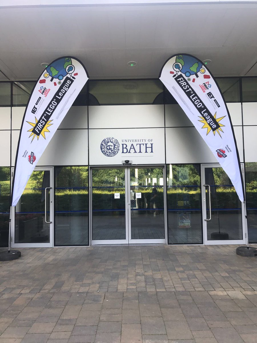 We've arrived at @UniofBath! Such a great venue for a great event. #AnimalAlliesIOC