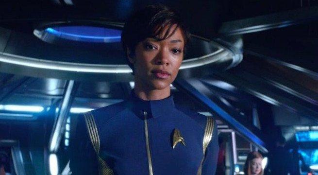 Sonequa Green-Martin Confirms The Origin Of Her #StarTrekDiscovery Cha...