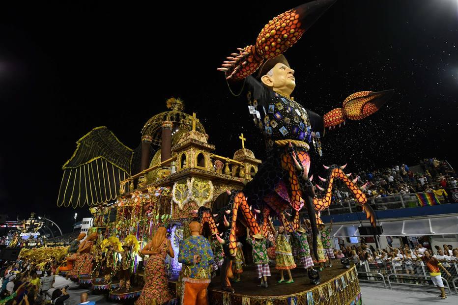 A exemplo de Crivella, Doria vai reduzir verba do carnaval de SP https://t.co/tSPz7e1hza